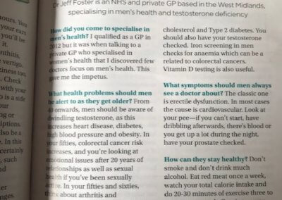 Reader's Digest June 2019 - Testosterone and ageing