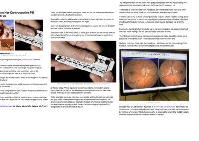 dr jeff foster contraceptive pill warwickshire- Pretty 52